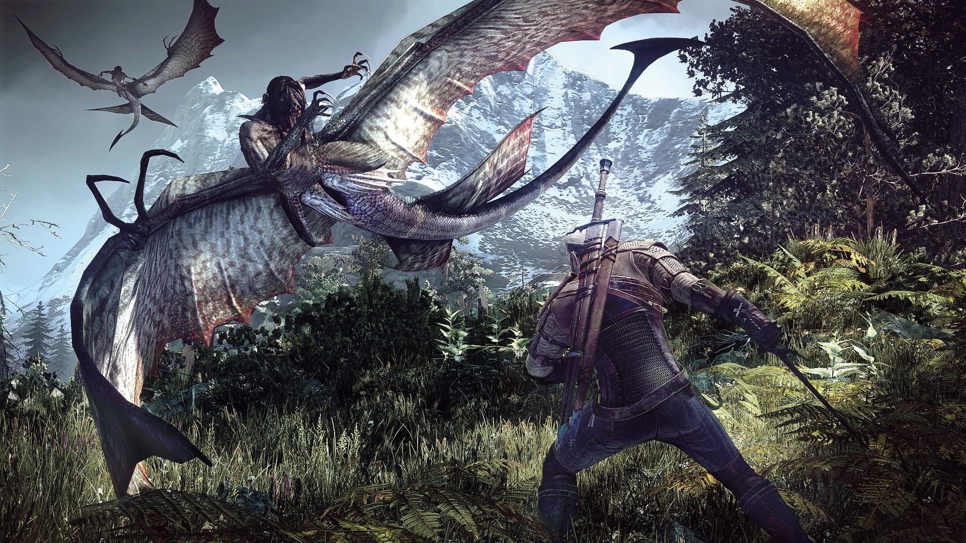 The Witcher 3: Wild Hunt -pelin kartta julkaistu – Tältä maailma näyttää -  Tilt