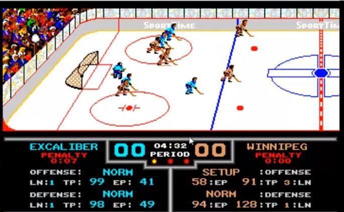 Muistatko tätä jääkiekkopeliä vuodelta 1987? Monet pitävät sitä...