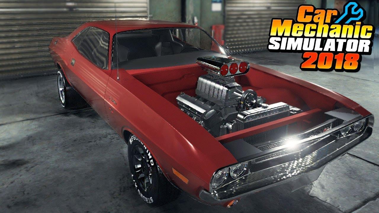 Car Mechanic Simulator >> Nyt On Napraajille Tiedossa Todellista Herkkua